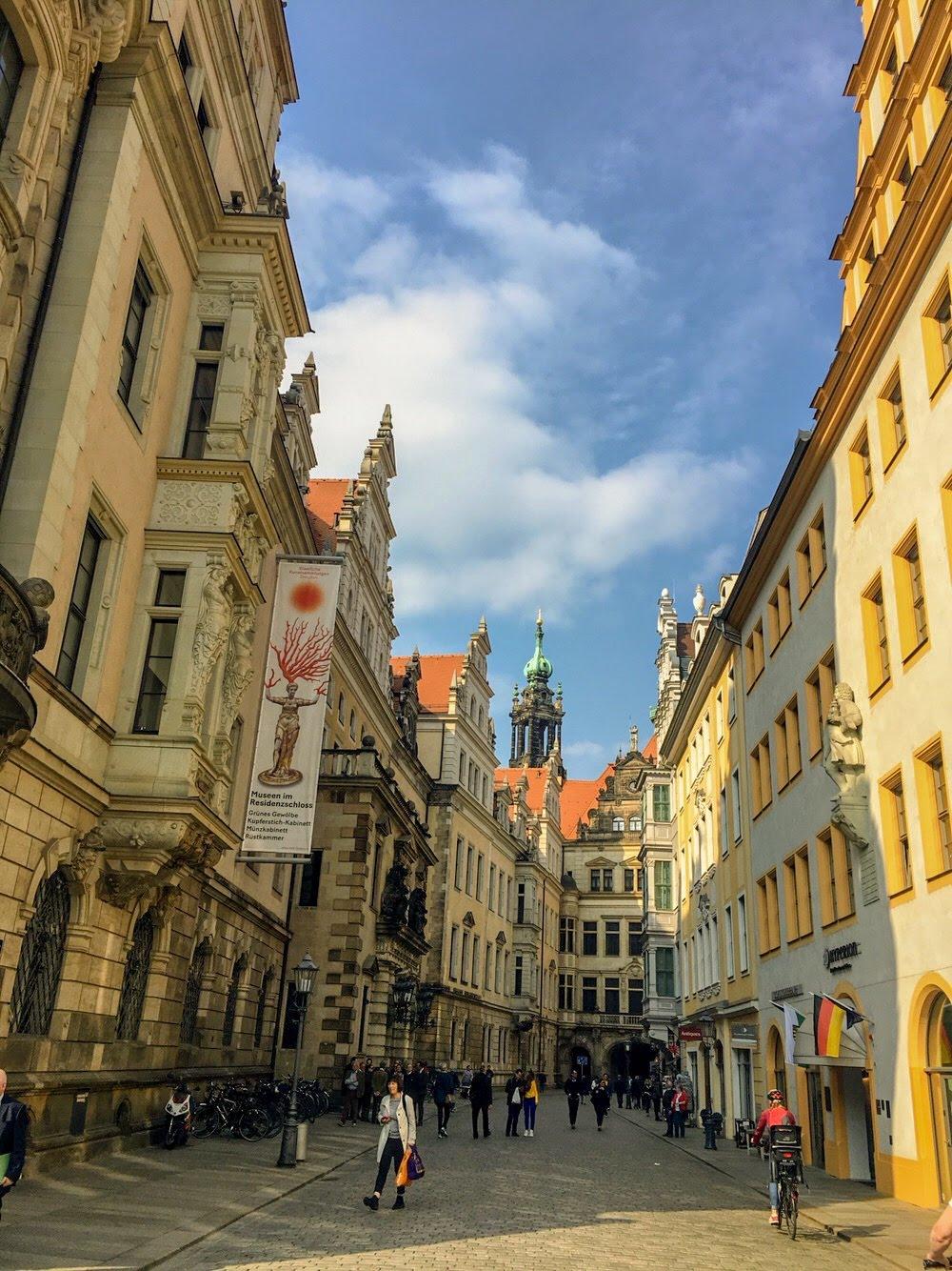Dresden Altstadt - Free Walking Tour Dresden
