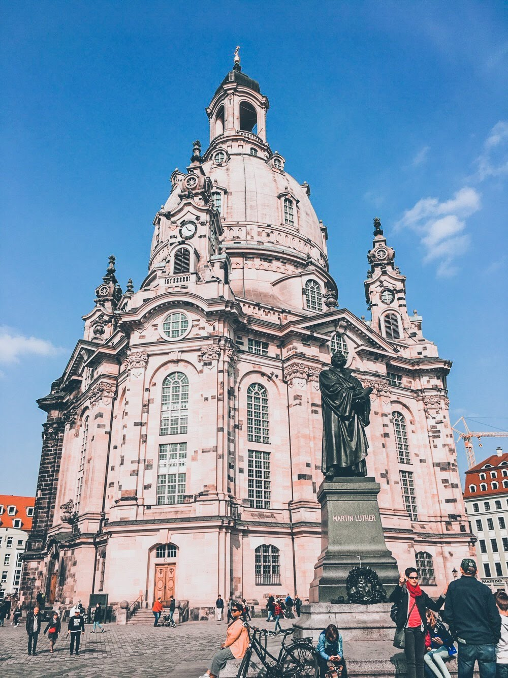 Frauenkirche Dresden - Free Walking Tour Dresden