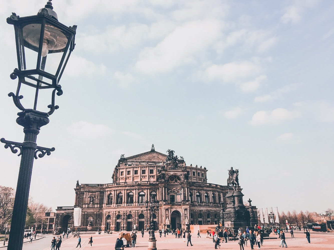 Semperoper Dresden - Free Walking Tour Dresden