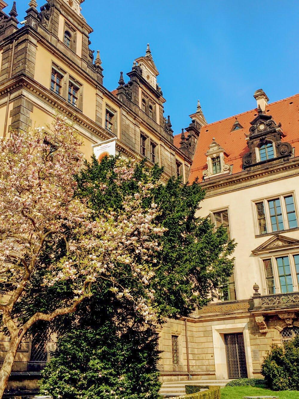 Grünes Gewölbe Dresden - Free Walking Tour Dresden