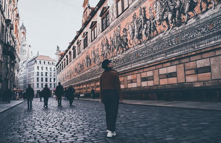 Fürstenzug Dresden I Free Walking Tour Dresden